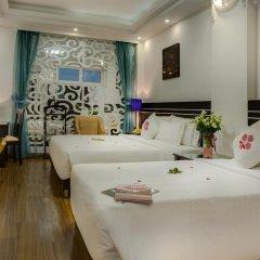 Noble Boutique Hotel Hanoi 3* Стандартный семейный номер с двуспальной кроватью фото 4
