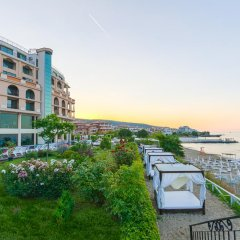 Отель Sea Wind Apartcomplex пляж