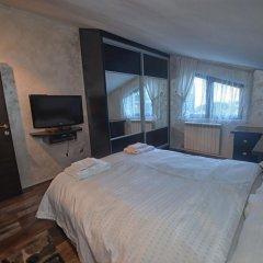Апартаменты Dekaderon Lux Apartments Улучшенные апартаменты с различными типами кроватей фото 2