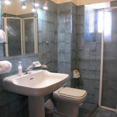 Отель Palazzo Rosari Spada Сполето ванная фото 2