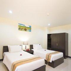 Santiphap Hotel & Villa 3* Стандартный номер с 2 отдельными кроватями фото 7