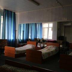 Гостиница Астория Кровать в общем номере с двухъярусными кроватями