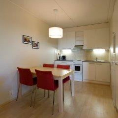 Отель Hellsten Espoo 3* Студия с различными типами кроватей фото 4
