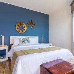 Отель Ramada Resort Mazatlan 3* Улучшенный люкс с различными типами кроватей