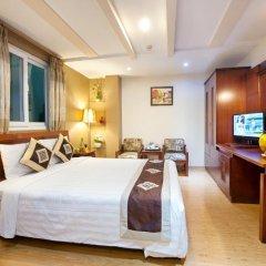Eden Garden Hotel 3* Номер Делюкс с различными типами кроватей фото 3