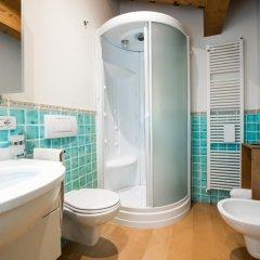 Отель Rosa del Grappa Италия, Роза - отзывы, цены и фото номеров - забронировать отель Rosa del Grappa онлайн ванная фото 2