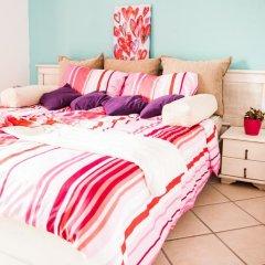 Magnolia Garden Family Hotel Апартаменты с различными типами кроватей фото 14