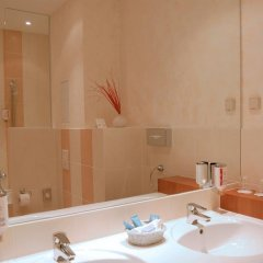 Отель Albrechtshof Германия, Берлин - отзывы, цены и фото номеров - забронировать отель Albrechtshof онлайн ванная фото 2