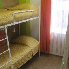 Пазл Хостел Кровать в мужском общем номере двухъярусные кровати фото 4