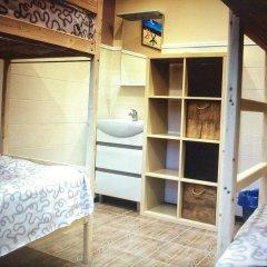 Хостел Дом Аудио Кровати в общем номере с двухъярусными кроватями фото 12