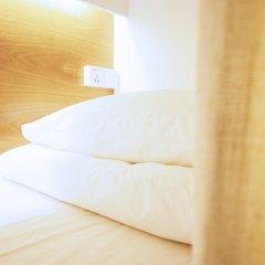 Отель 5footway.inn Project Ann Siang 2* Улучшенный номер с 2 отдельными кроватями