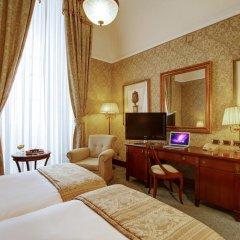 Grand Hotel Villa Igiea Palermo MGallery by Sofitel 5* Стандартный номер с двуспальной кроватью фото 6