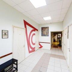 Мини-Отель Компас Кровать в общем номере с двухъярусной кроватью фото 19