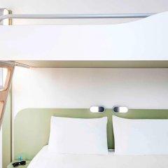 Отель ibis budget Lyon La Part-Dieu комната для гостей