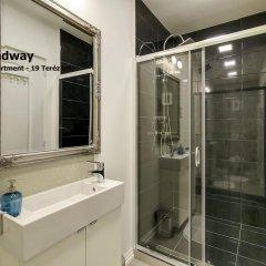 Апартаменты Little Americas Oktogon Apartments ванная