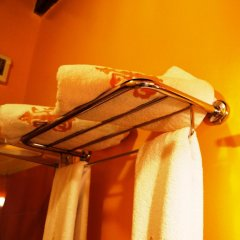 Nikos Takis Fashion Hotel 4* Улучшенный люкс с различными типами кроватей фото 9