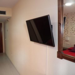 Отель Hostal San Roque Стандартный номер с двуспальной кроватью