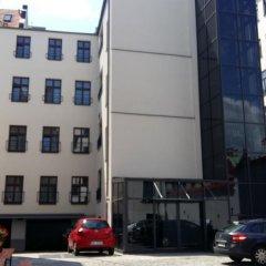 Отель Kamienica Pod Aniolami парковка