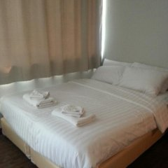 Отель Nantra Silom 3* Стандартный номер с различными типами кроватей фото 4