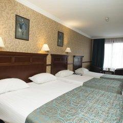 Topkapi Inter Istanbul Hotel 4* Стандартный семейный номер с двуспальной кроватью фото 20