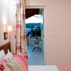 Philoxenia Hotel Apartments 3* Улучшенный номер с различными типами кроватей фото 8