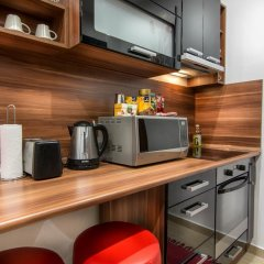 Апартаменты Váci Point Deluxe Apartments в номере