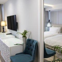 Demi Hotel 4* Номер категории Эконом с различными типами кроватей фото 4