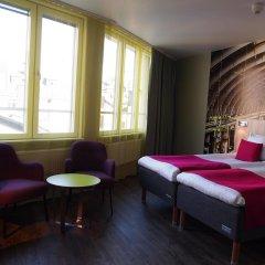 Отель Central 3* Улучшенный номер
