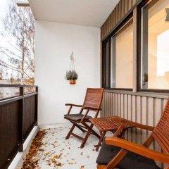 Апартаменты Apartment White Orchidea балкон
