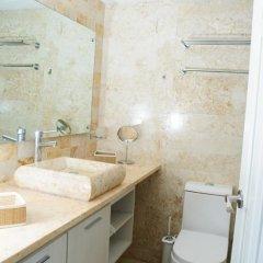 Отель Gusto Tropical Dependance Доминикана, Бока Чика - отзывы, цены и фото номеров - забронировать отель Gusto Tropical Dependance онлайн ванная фото 2