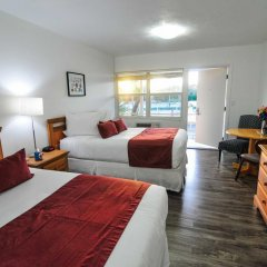Отель Regency Inn & Suites 2* Стандартный номер с различными типами кроватей фото 2