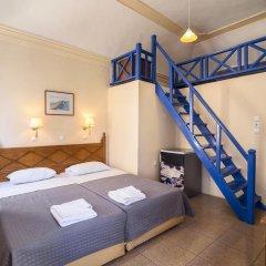 Отель Kykladonisia 3* Стандартный номер с различными типами кроватей фото 9