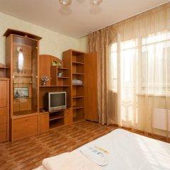 Гостиница Эдем Советский на 3го Августа Апартаменты с различными типами кроватей фото 45
