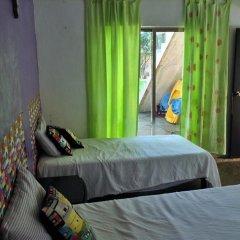 Отель Hostal Ecoplaneta Мексика, Канкун - отзывы, цены и фото номеров - забронировать отель Hostal Ecoplaneta онлайн комната для гостей фото 2
