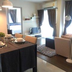 Отель Phuket Penthouse Апартаменты разные типы кроватей фото 9