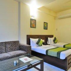 Отель Shanti Villa 3* Представительский номер с различными типами кроватей фото 13