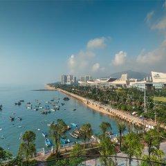 Отель Xiamen International Conference Hotel Китай, Сямынь - отзывы, цены и фото номеров - забронировать отель Xiamen International Conference Hotel онлайн пляж