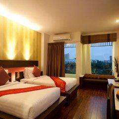 Отель Suvarnabhumi Suite 4* Номер Делюкс фото 2