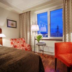 Гостиница Sokos Olympia Garden 4* Стандартный номер с двуспальной кроватью