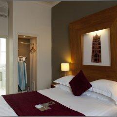 Отель ABode Glasgow 4* Стандартный номер с различными типами кроватей фото 3