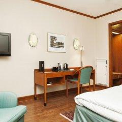 Отель Elite Hotel Residens Швеция, Мальме - 1 отзыв об отеле, цены и фото номеров - забронировать отель Elite Hotel Residens онлайн удобства в номере фото 2