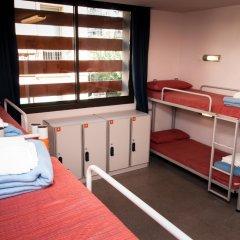 Barcelona Pere Tarrés Hostel Кровать в общем номере с двухъярусной кроватью фото 2