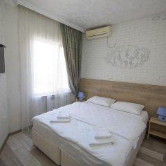 Гостевой Дом Лазурный Стандартный номер с двуспальной кроватью фото 3