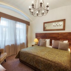 Hotel Residence Agnes 4* Стандартный номер с различными типами кроватей фото 5