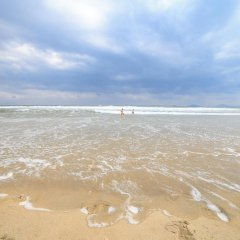 Отель An Bang Beach Hideaway Homestay Вьетнам, Хойан - отзывы, цены и фото номеров - забронировать отель An Bang Beach Hideaway Homestay онлайн пляж