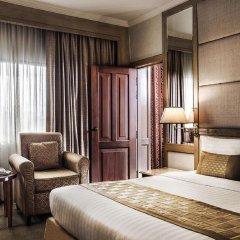 Отель Arnoma Grand 4* Люкс с различными типами кроватей фото 2