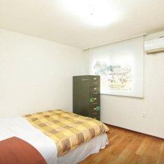 Отель Cozy Place in Itaewon Стандартный номер с различными типами кроватей фото 10
