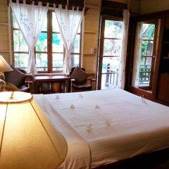 Отель Deeden Pattaya Resort 3* Бунгало Делюкс с различными типами кроватей фото 3