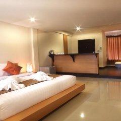 Hotel La Villa Khon Kaen 3* Номер Делюкс с двуспальной кроватью фото 8