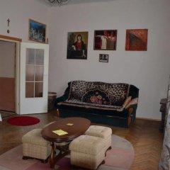 Гостиница Mieszkanie na Szpitalnej Львов комната для гостей фото 2